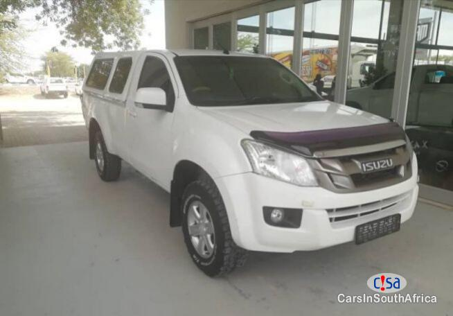 Picture of Isuzu KB280 Manual 2015