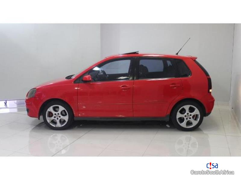 Pictures of Volkswagen Polo Manual 2008