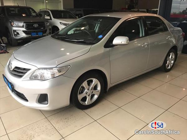 Picture of Toyota Corolla 1.6 Automatic 2013