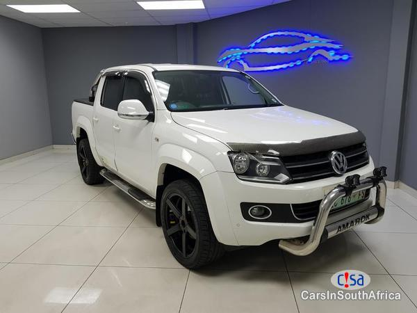 Picture of Volkswagen Amarok Manual 2014