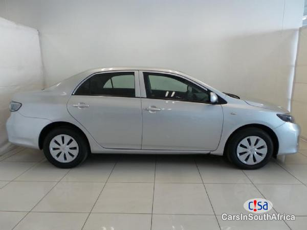 Picture of Toyota Corolla 1.6 Manual 2017