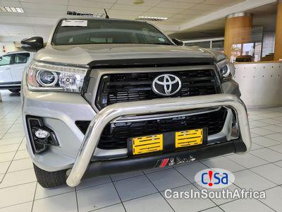 Picture of Toyota Hilux 3.0 Manual 2019