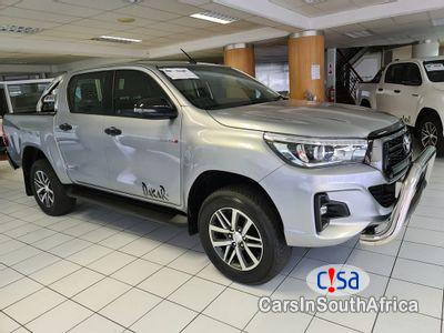 Toyota Hilux 3.0 Manual 2019 in North West