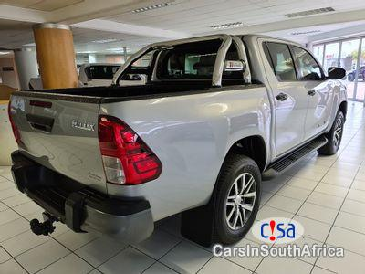 Toyota Hilux 3.0 Manual 2019 in South Africa