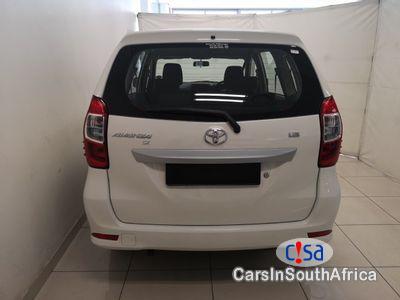 Toyota Avanza 1.5 Automatic 2017 in Western Cape