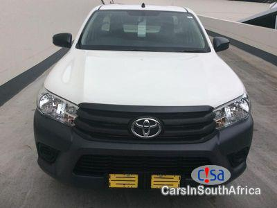 Picture of Toyota Hilux 3.0 Manual 2018