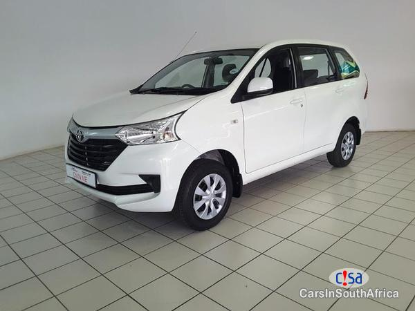 Picture of Toyota Avanza Automatic 2017