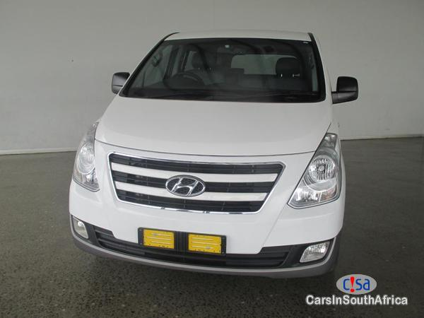 Hyundai H-1 Manual 2016 in Northern Cape