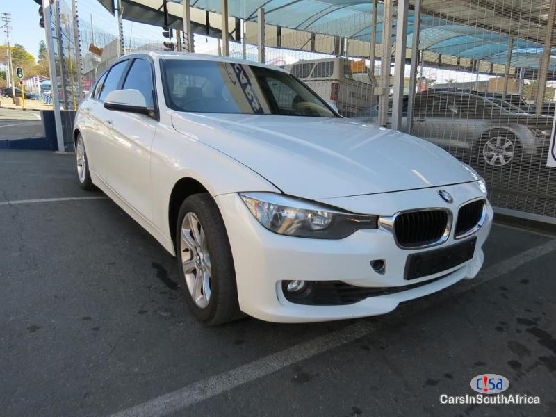Picture of BMW 3-Series 2.0 Automatic 2014