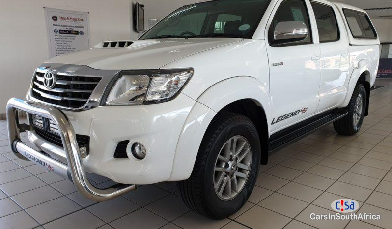 Picture of Toyota Hilux 3.0D4D DOUBLE CAB LEGEND 45 Manual 2015