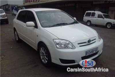 Toyota Runx 1.4 Manual 2007 in South Africa
