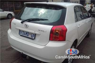 Picture of Toyota Runx 1.4 Manual 2007 in Eastern Cape