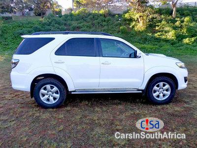 Toyota Fortuner 3 0 Manual 2012 in Free State