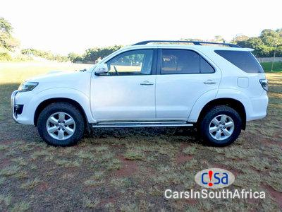 Toyota Fortuner 3 0 Manual 2012 in South Africa