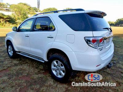Picture of Toyota Fortuner 3 0 Manual 2012 in Free State