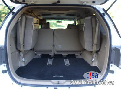 Toyota Fortuner 3 0 Manual 2012 in South Africa - image