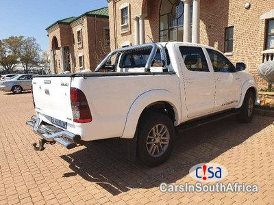 Toyota Hilux 3.0 Manual 2015 in Gauteng