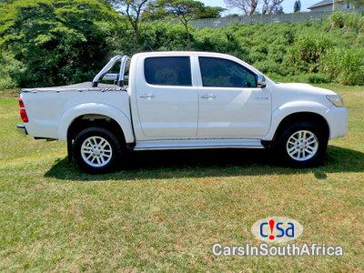 Pictures of Toyota Hilux 3.0 Automatic 2011