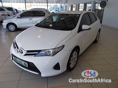 Toyota Auris 1.3 Manual 2013 in South Africa