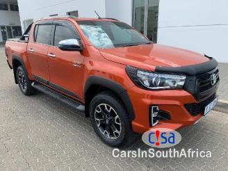 Picture of Toyota Hilux 2.8 Automatic 2019