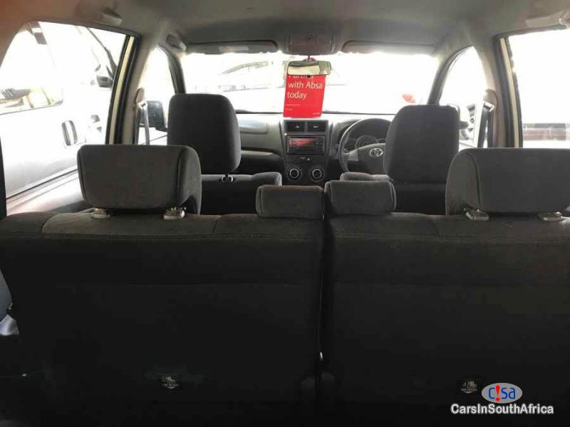 Picture of Toyota Avanza 2.5 Manual 2017 in Gauteng