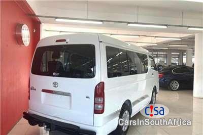 Toyota Quantum Manual 2010 in Eastern Cape