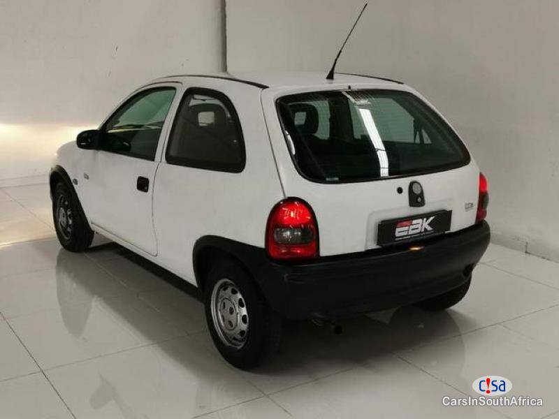 Picture of Opel Corsa 1.4 Manual 2004