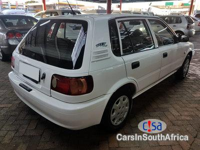 Toyota Tazz 1 3 Manual 2005 in North West
