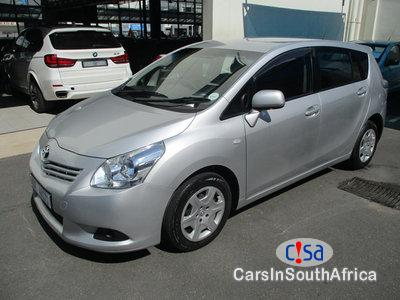Pictures of Toyota Verso 1 6 Automatic 2011