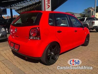 Volkswagen Polo 1 6 Manual 2015 in South Africa