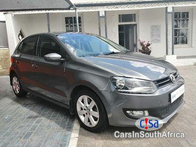 Volkswagen Polo 1 6 Automatic 2011