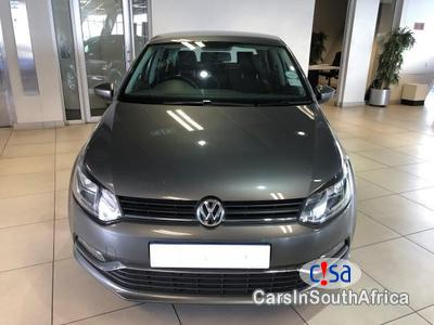 Volkswagen Polo 1 2 Manual 2017 in Western Cape