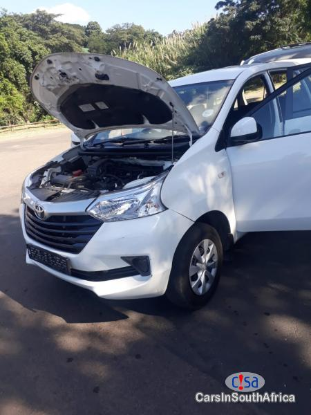 Toyota Avanza 1.5 Manual 2017