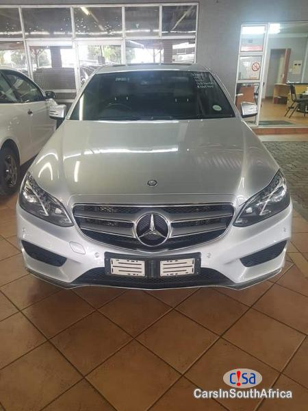 Picture of Mercedes Benz E-Class 2.5 Automatic 2015