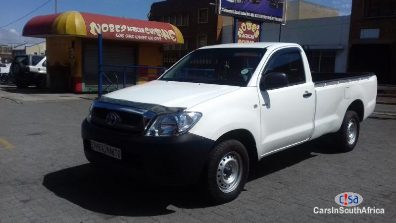 Picture of Toyota Hilux Hilux Manual 2014