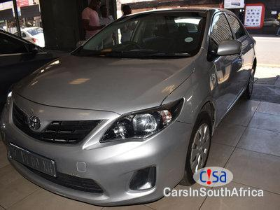 Pictures of Toyota Corolla 1.6 Manual 2015