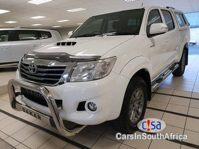 Picture of Toyota Hilux DAKAR AUDITION DOUBLE CAB Automatic 2014