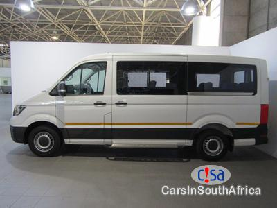 Volkswagen Other CRAFTER 35 2.0 TDI MWB 103KW F/C P/V Manual 2018 in Limpopo