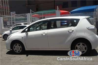 Toyota Verso 1.8 Automatic 2008 in South Africa