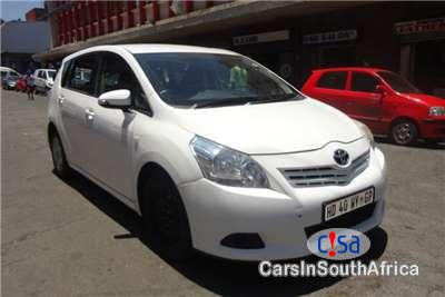Picture of Toyota Verso 1.8 Automatic 2008 in South Africa