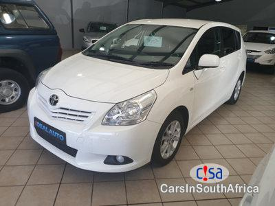 Pictures of Toyota Verso 1.8 Manual 2012
