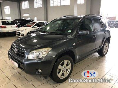 Picture of Toyota RAV-4 2.0 Automatic 2008