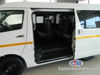 Toyota Quantum 2.7 Manual 2015 in Gauteng