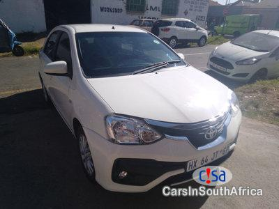 Pictures of Toyota Etios 1.6 Manual 2018