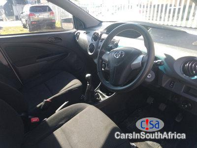 Toyota Etios 1.6 Manual 2018 in South Africa