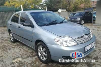 Picture of Toyota Corolla 1.4 Manual 2007 in South Africa