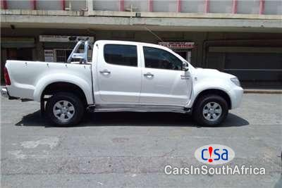 Picture of Toyota Hilux 3.0 Manual 2016