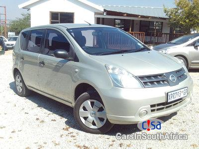 Picture of Nissan Livina 1.6 Manual 2009
