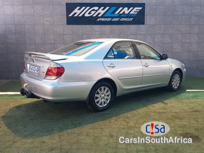 Toyota Camry 2.4 Manual 2007 in South Africa