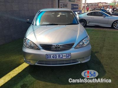 Picture of Toyota Camry 2.4 Manual 2007 in South Africa